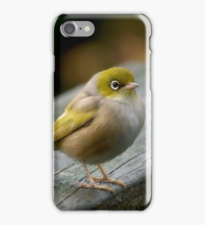 Silver Eye - I'm a bit different from the rest......! iPhone Case/Skin