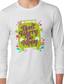 Hippy Long Sleeve T-Shirt