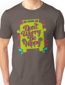 Hippy Unisex T-Shirt