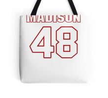 NFL Player Ross Madison fortyeight 48 Tote Bag