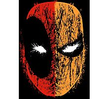 Deadpool/Deathstroke Photographic Print