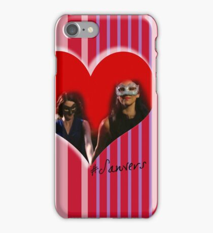Sanvers Valentine iPhone Case/Skin