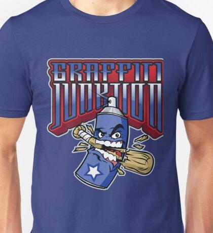 Graffiti Junktion Softball Team Unisex T-Shirt