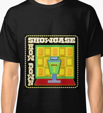 Game Show - TPIR (The Price Is...)Show Case Show Down Classic T-Shirt