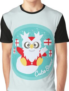 Cute Scoot Graphic T-Shirt