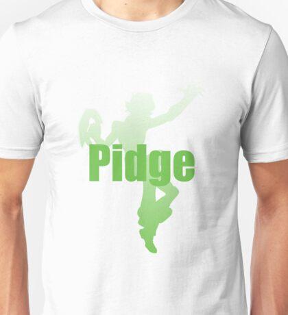 Voltron LD Pidge Silhouette Unisex T-Shirt