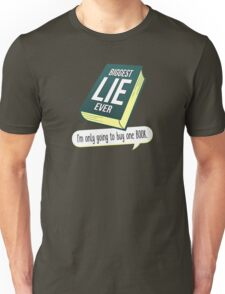 Book Lover Unisex T-Shirt