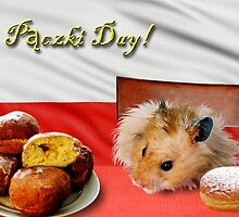 paczki Day Hamster by jkartlife