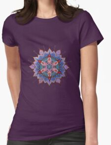 Mandala : Red Heart Passion T-Shirt