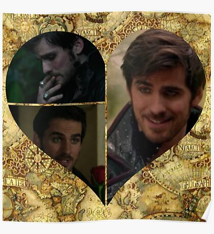 Killian Jones Love 1 Poster