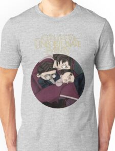 a series of unfortunate events 1 Unisex T-Shirt