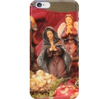 Nativity iPhone Case/Skin