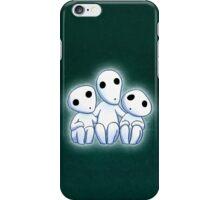 Tree Spirit Friends- Mononoke iPhone Case/Skin