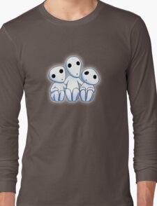 Tree Spirit Friends- Mononoke Long Sleeve T-Shirt