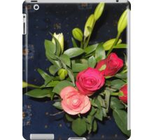 Bouquet of Roses and Lilies iPad Case/Skin