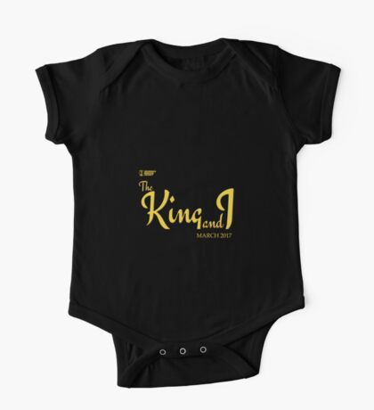 Rockdale Musical Society - The King and I One Piece - Short Sleeve