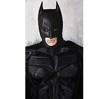 The Dark Knight Photographic Print