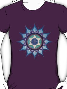 Mandala : Blooming Star T-Shirt