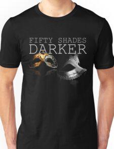 Fifty Shades Darker Mask - Black Unisex T-Shirt
