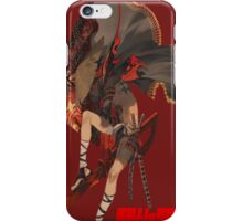 Ryuko Matoi iPhone Case/Skin