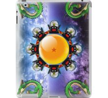 Mr po po space patrol iPad Case/Skin