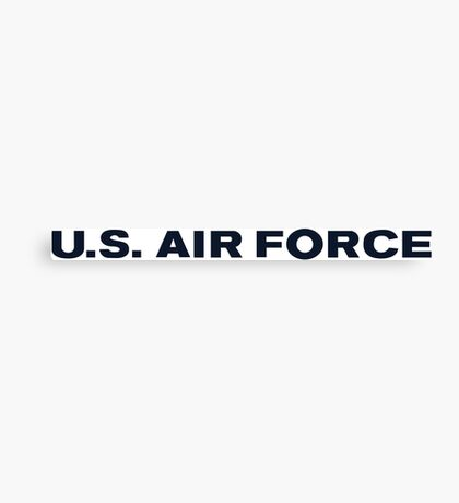 United States Air Force, US Air Force Canvas Print