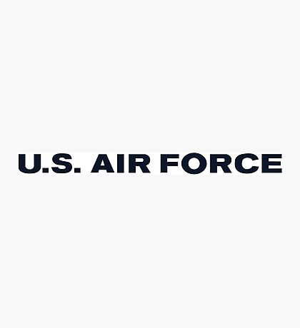 United States Air Force, US Air Force Photographic Print