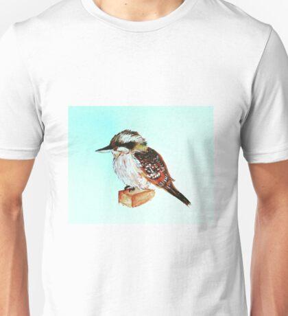 Beautiful Australia Kookaburras  Unisex T-Shirt