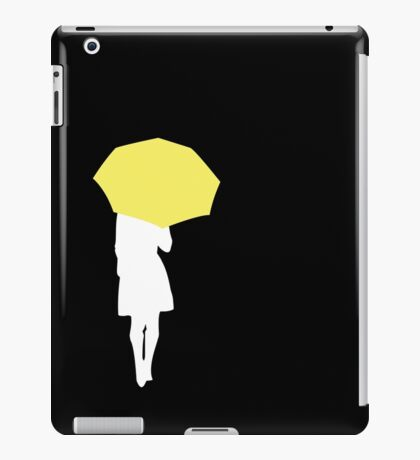 Yellow Umbrella - HIMYM iPad Case/Skin