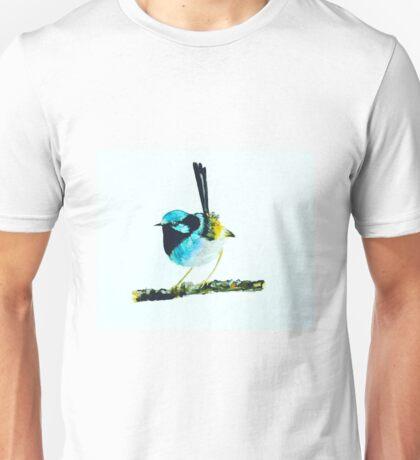 Superb Fairy-Wren Australia Unisex T-Shirt