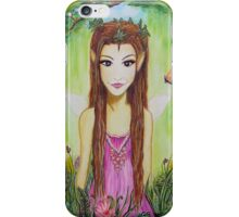 AUTUMN FAIRY iPhone Case/Skin