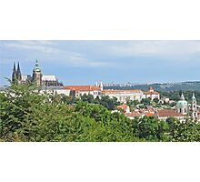 Three Prague Icons Photographic Print