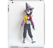 Wire Witch iPad Case/Skin