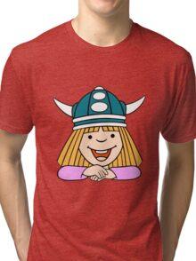 wickey Tri-blend T-Shirt