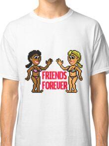 Best Friend Forrrreverrrr! - Pixels Classic T-Shirt