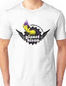 Planet Bison Fitness Unisex T-Shirt