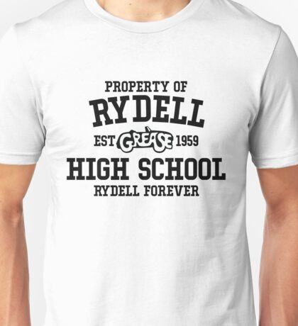 Grease - Rydell High Unisex T-Shirt