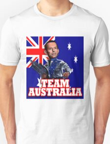 #teamaustralia - Team Tony T-Shirt