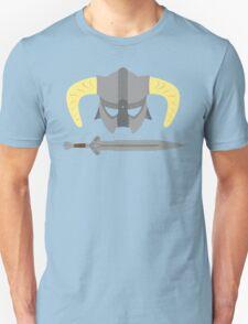 Iron helmet & imperial sword T-Shirt