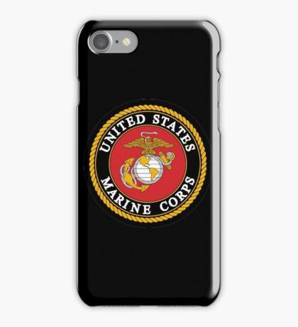 United States Marine Corps, US Marines, USMC, Logo iPhone Case/Skin