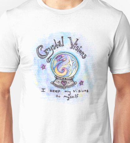 Crystal Visions  Unisex T-Shirt