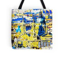 Budapest: Basilica and the Eye - in colour  Tote Bag