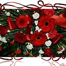 Holiday Bouquet by Kathleen Struckle