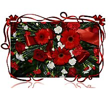 Holiday Bouquet Photographic Print