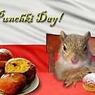 Punchki Day Squirrel by jkartlife