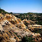 Badlands of Makoshika by kayzsqrlz