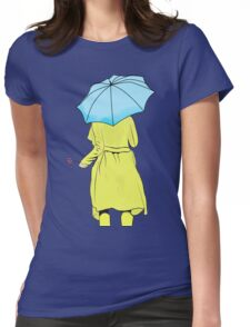 Introvert2 Womens Fitted T-Shirt