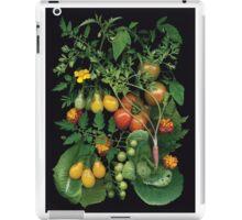 My First Harvest - Community Garden Plot iPad Case/Skin