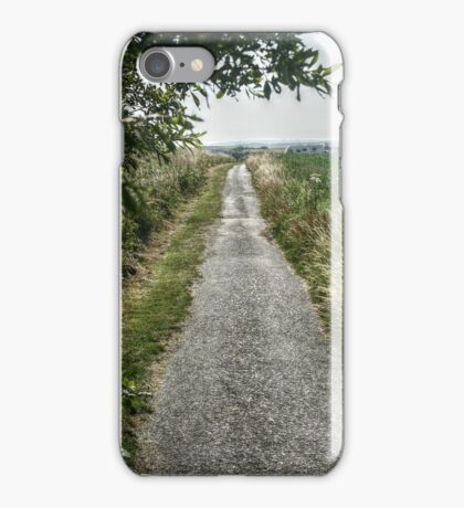 Continuing Along the Path iPhone Case/Skin