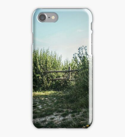 Approaching the Coast iPhone Case/Skin